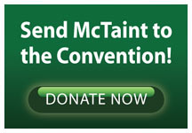 Send McTaint to the Convention